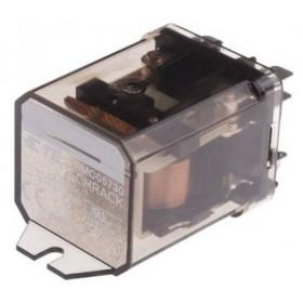 Ρελέ Υψηλών Ρευμάτων 1P NO+NC 24VAC 30A FASTON RMC05524 SCHRACK