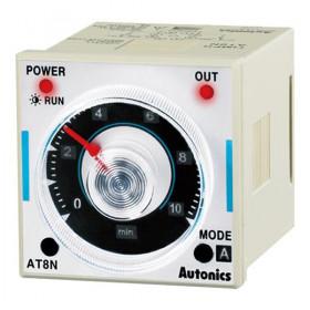 Χρονικό 6 Λειτουργιών 0.05s-100h 8P 24-240VAC/DC AT8N AUTONICS