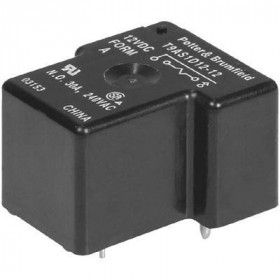Ρελέ Υψηλών Ρευμάτων 1P 1NO 18VDC 30A PCB T9AS1D12-18 SCHRACK