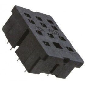 Βάση PCB Για Ρελέ Μεσαίο 2P PT78602 SCHRACK