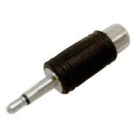 Adaptor 3.5mm² Mono Σε RCA Θηλυκό AU1338 UNI
