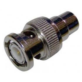 BNC Adaptor Αρσενικό Σε RCA Θηλυκό V7056GP-DC UNI