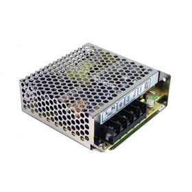 Τροφοδοτικό 50W Με Έξοδο 24VDC 2.2A RS50-24 MEAN WELL