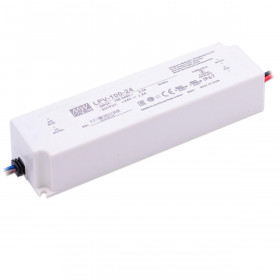 Τροφοδοτικό 100W Με Έξοδο 24VDC 4.2A IP67 LPV100-24 MEAN WELL