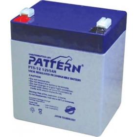 Μπαταρία Μολύβδου Κλειστού Τύπου 12V 5.0Ah PT5.0-12 PATTERN