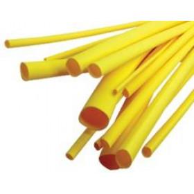 Θερμοσυστελλόμενο 19.1/9.5mm (-55+135°c) Κίτρινο PLF100 CYG