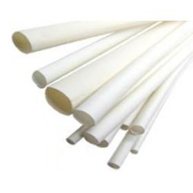 Θερμοσυστελλόμενο 9.5/4.7mm (-55+135°c) Λευκό WOER
