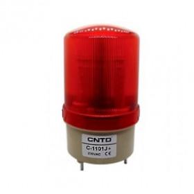 Φάρος LED Flashing C-1101 230VAC Κόκκινος CNTD