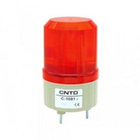 Φάρος LED Flashing C-1081 24VDC Κόκκινος CNTD