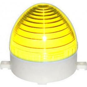 Φάρος LED Strobe C-3072 12VDC Κίτρινος CNTD