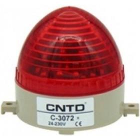 Φάρος LED Strobe C-3072 230VAC Κόκκινος CNTD