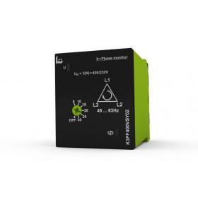 Επιτηρητής Δικτύου Τριφασικός Για Διαδοχή/Απώλεια/Ασυμμετρία K3PF400VSY02 TELE
