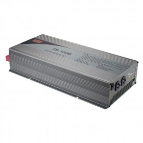 Inverter Καθαρού Ημιτόνου 1500W Και Είσοδο 12VDC TS1500-212B MEAN WELL