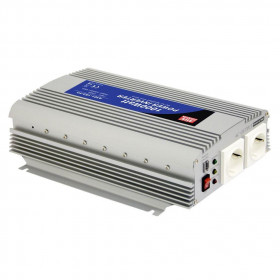 Inverter Τροποποημένου Ημιτόνου 1000W Και Είσοδο 12VDC A301-1K0F3 MEAN WELL