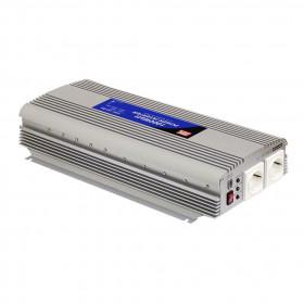 Inverter Τροποποημένου Ημιτόνου 1500W Και Είσοδο 24VDC A302-1K7F3 MEAN WELL