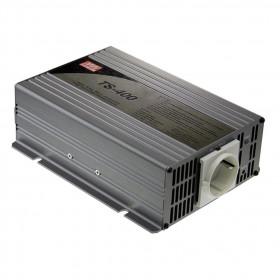 Inverter Καθαρού Ημιτόνου 400W Και Είσοδο 12VDC TS400-212B MEAN WELL