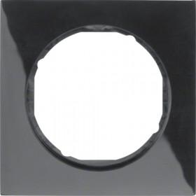 Πλαίσιο 1 Θέσης Μαύρο R.3 BERKER