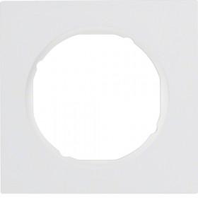 Πλαίσιο 1 Θέσης Λευκό R.3 BERKER