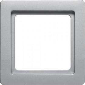 Πλαίσιο 1 Θέσης Αλουμίνιο Q.1 BERKER