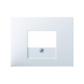 Μετώπη Πρίζας Ηχείων Ή USB Λευκό K.1 BERKER