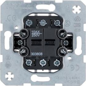 Διακόπτης Διπλός A/R 10A 250V BERKER