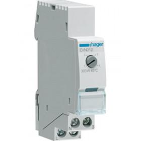 Dimmer Ράγας 300W ALL LOADS/LED Με Επιλογικό Διακόπτη EVN012 HAGER