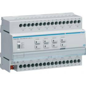 Ενεργοποιητής Ράγας Φωτισμού easy KNX 16 Εξόδων C-Load TXA616D