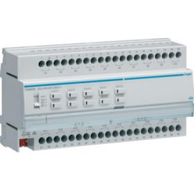 Ενεργοποιητής Ράγας Φωτισμού easy KNX 20 Εξόδων C-Load TXA620D