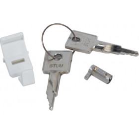 Kλειδαριά με 2 κλειδιά Για Πίνακες GOLF VF/VS