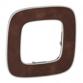 Πλαίσιο 1 Θέσης Leather Valena™Allure