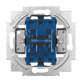 Μηχανισμός Διακόπτη Διπλός A/R 2000/6/6US-500 Busch-Jaeger