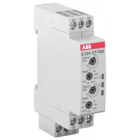 Ρελέ Χρονικό Ράγας Pulse Generator CT-TGD.22 ABB