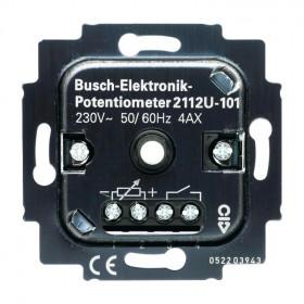 Μηχανισμός Dimmer Περιστροφικός 1-10V 2112U-101-500 Busch-Jaeger