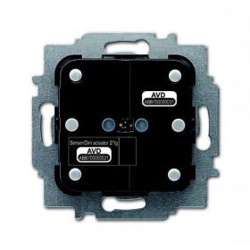 Ενσύρματος Μηχανισμός Εντολών Καί Ενεργοποιητής Dimming KNX 2 Πλήκτρων 4 Εντολών SDA-F-2.1.1 Free@home
