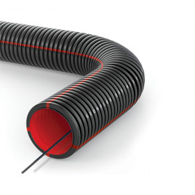 Σωλήνα Σπιράλ Φ50 (50m) Μαύρο GeonFlex IAS ΚΟΥΒΙΔΗΣ