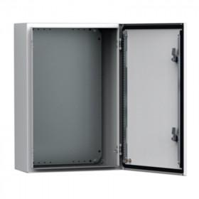 Ερμάριο Μεταλλικό 800x600x210mm Με Πλάτη IP66 MAS ELDON