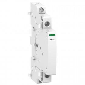 Βοηθητική Επαφή Σηματοδότησης 2Α 1NO+1NC 230V Acti 9 iACTs SCHNEIDER ELECTRIC