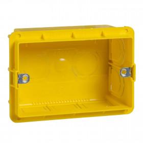 Κουτί Διακόπτου 3 Στοιχείων MGU8.603 Unica