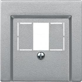 Μετώπη Πρίζας Ηχείων Ή HDMI Αλουμίνιο System-M