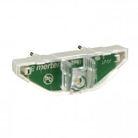 Ενδεικτική Λυχνία LED Κόκκινο 100-230V Merten