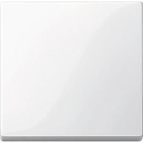 Μετώπη 1 Πλήκτρου Λευκό System-M