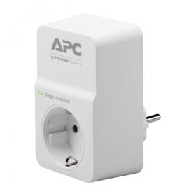 Πρίζα Σούκο Με Προστασία Υπέρτασης PM1W-GR APC