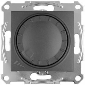 Dimmer LED 4-400W Γραφίτης Sedna