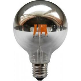 Λάμπα LED Γλόμπος 6W E27 2700k 230V Ανεστραμμένος Καθρέπτης Dimmable DIOLAMP