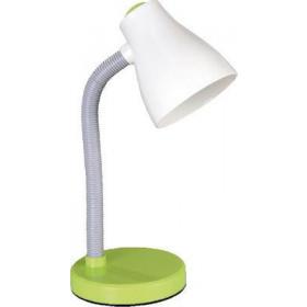 Φωτιστικό Γραφείου E27 Πράσινο/Λευκό SF121 ACA