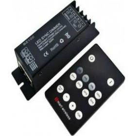 Μηχανισμός Και Controller Για Ταινίες LED Μονόχρωμες 12V/24VDC 25A ACA