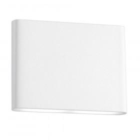Απλίκα LED 6W 3000k Λευκό Anzio 712042 NOVA LUCE