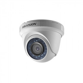 HIKVISION - DS-2CE56D0T-IRF 3.6mm Κάμερα Dome 2MP, με φακό 3.6mm και IR20m.