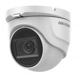 HIKVISION - DS-2CE76D0T-ITMFS Κάμερα Dome 2MP, με φακό 2.8mm και IR30m.