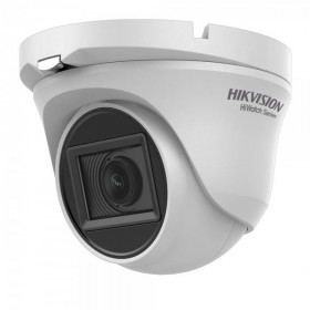 HIKVISION - DS-2CE76H0T-ITMFS 2.8mm Κάμερα Dome 5MP, με φακό 2.8mm και IR30m.